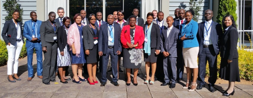Extractive Industries Training Workshop in Johannesburg, 25th April 2016